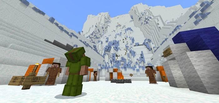 Everest Expedition для Minecraft Bedrock
