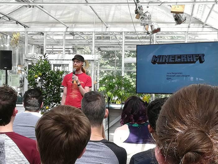 Minecraft Creator Summit 2018