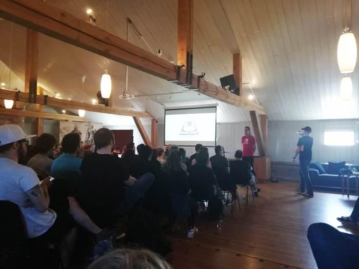 Mojang Minecraft Creator Summit 2018