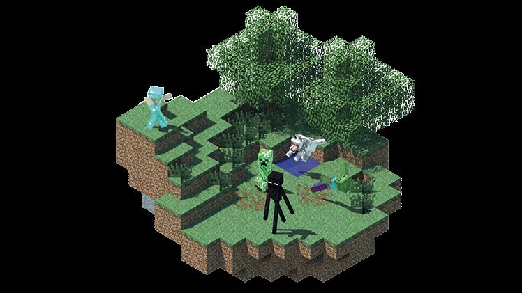 ВЗРЫВАЮЩИЕСЯ ЗЕЛЬЯ в Minecraft
