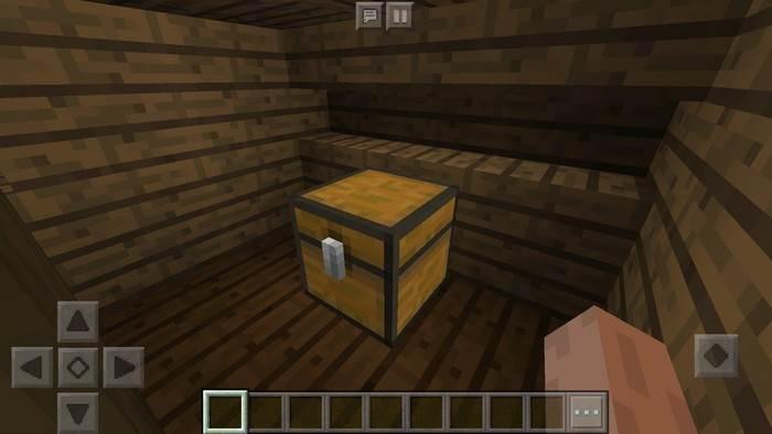 Сид с кораблекрушением для Minecraft Bedrock
