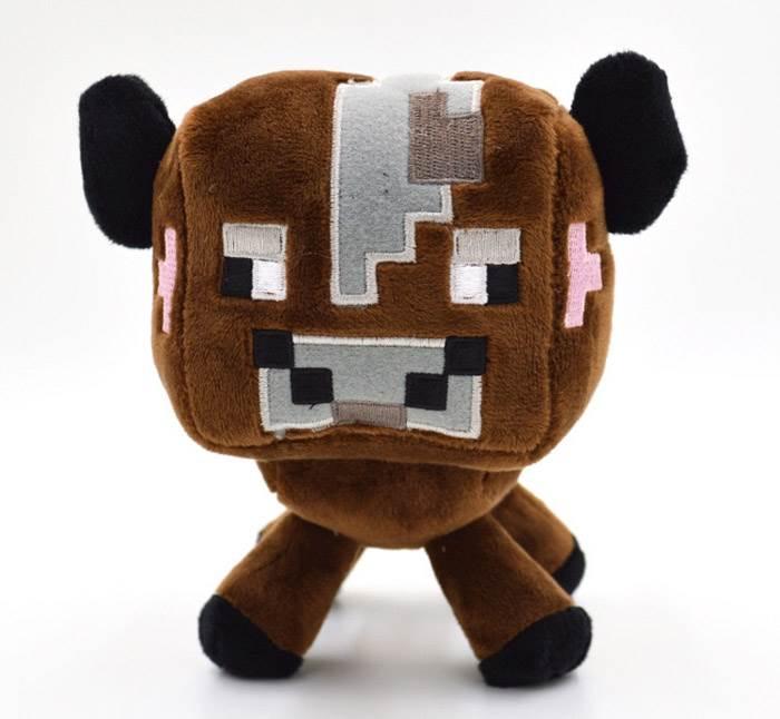 Мягкие игрушки Minecraft