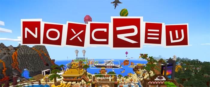 Noxcrew - создатели контента для Minecraft Marketplace