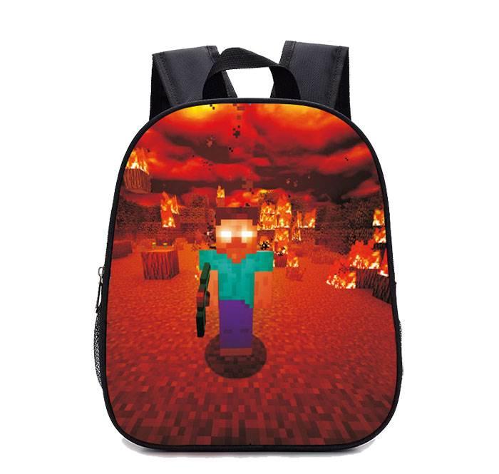 Детские рюкзаки Minecraft
