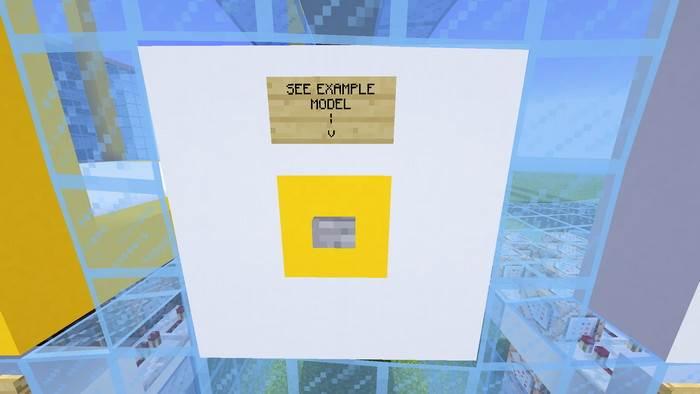 Фотоаппарат в Minecraft Bedrock 1.5.1.2