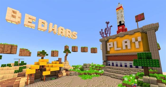 Карта Superland 2.0 для Minecraft сервера Realms