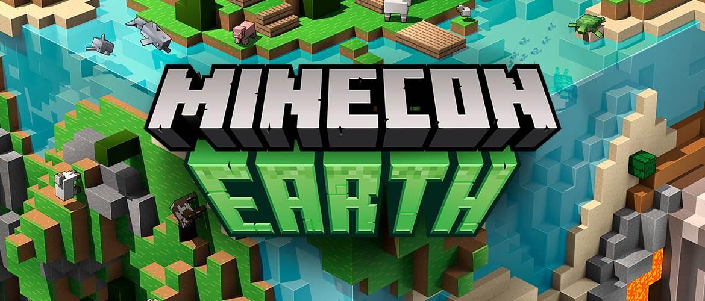 Карта MINECON EARTH 2018 для Майнкрафт ПЕ